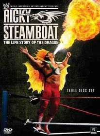 Ricky the Dragon Steamboat - (Region 1 Import DVD)