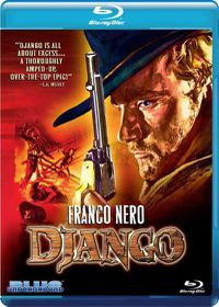 Django - (Region A Import Blu-ray Disc)