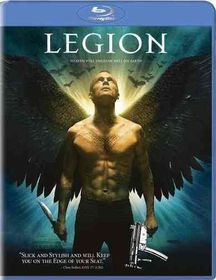 Legion - (Region A Import Blu-ray Disc)