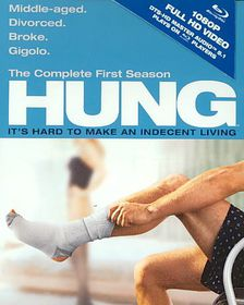 Hung:Complete First Season - (Region A Import Blu-ray Disc)