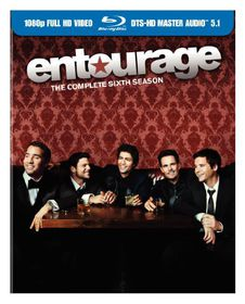 Entourage:Complete Sixth Season - (Region A Import Blu-ray Disc)