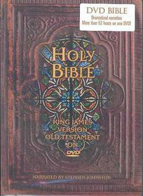 King James Old Testament Bible - (Region 1 Import DVD)