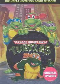 Teenage Mutant Ninja Turtles - (Region 1 Import DVD)