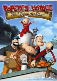 Popeye's Voyage:Quest for Pappy - (Region 1 Import DVD)