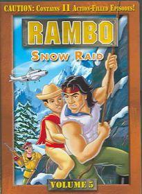 Rambo Vol 5:Snow Raid - (Region 1 Import DVD)