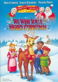 We Wish You a Merry Christmas - (Region 1 Import DVD)