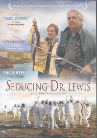Seducing Dr Lewis - (Region 1 Import DVD)