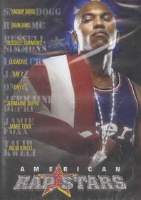 American Rap Stars  (Face Art) - (Region 1 Import DVD)