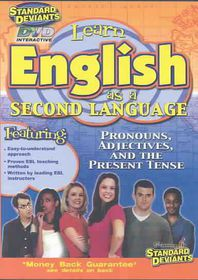 ESL: Pronouns, Adjectives and the Present Tense - (Region 1 Import DVD)