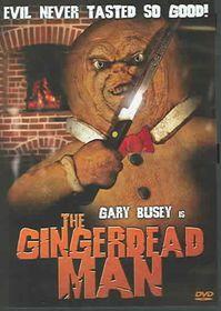 Ginger Dead Man - (Region 1 Import DVD)