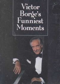 Victor Borge's Funniest Moments - (Region 1 Import DVD)