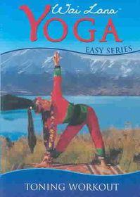 Wai Lana Yoga:Easy Toning Workout - (Region 1 Import DVD)