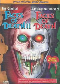 Faces of Death II/The Original Worst of Faces of Death - (Region 1 Import DVD)