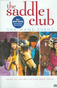 Saddle Club:Mane Event - (Region 1 Import DVD)