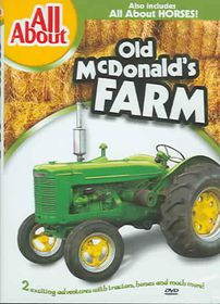 All About Old McDonald's/All About Horses - (Region 1 Import DVD)