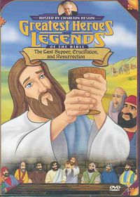 Greatest Heroes and Legends of the Bible - Last Supper / Crucifixion / Resurrection - (Region 1 Import DVD)