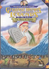 H & L:Story of Moses - (Region 1 Import DVD)