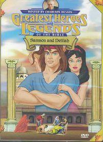 Samson and Delilah - (Region 1 Import DVD)