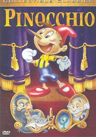 Pinocchio - (Region 1 Import DVD)