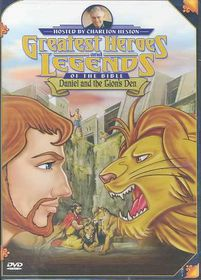 Daniel and the Lion's Den - (Region 1 Import DVD)