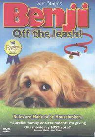 Benji:off the Leash - (Region 1 Import DVD)