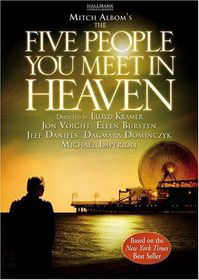 Five People You Meet in Heaven - (Region 1 Import DVD)