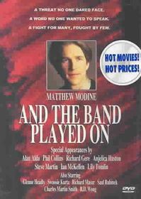 And the Band Played on - (Region 1 Import DVD)