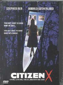 Citizen X - (Region 1 Import DVD)