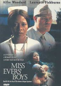 Miss Evers' Boys - (Region 1 Import DVD)