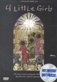 4 Little Girls - (Region 1 Import DVD)
