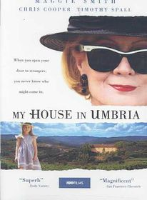 My House in Umbria - (Region 1 Import DVD)