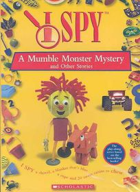 I Spy - Mumble Monster Mystery - (Region 1 Import DVD)