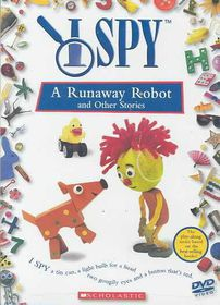 I Spy - a Runaway Robot & Other - (Region 1 Import DVD)