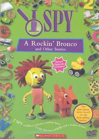 I Spy: A Rockin' Bronco and Other Stories - (Region 1 Import DVD)