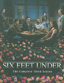 Six Feet Under:Complete 3rd Season - (Region 1 Import DVD)