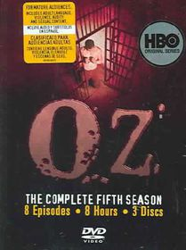 Oz:Complete Fifth Season - (Region 1 Import DVD)