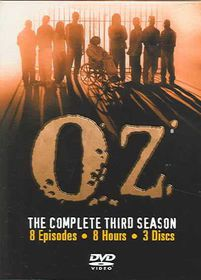 Oz:the Complete Third Season - (Region 1 Import DVD)