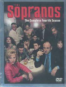 Sopranos:Complete Fourth Season - (Region 1 Import DVD)