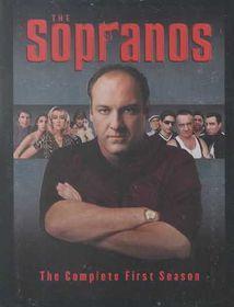 Sopranos:Complete First Season - (Region 1 Import DVD)