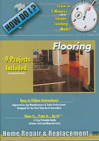 How Do I/Flooring - (Region 1 Import DVD)