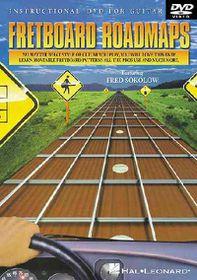 Fretboard Roadmaps - (Region 1 Import DVD)