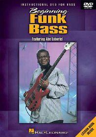 Beginning Funk Bass - (Region 1 Import DVD)