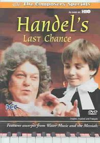 Handel's Last Chance - (Region 1 Import DVD)