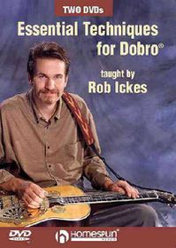 Essential Techniques for Dobro - (Region 1 Import DVD)