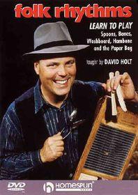 Folk Rhythms - (Region 1 Import DVD)