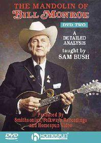 Mandolin of Bill Monroe - (Region 1 Import DVD)