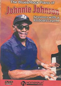 Blues/Rock Piano of Johnnie Johnson - (Region 1 Import DVD)