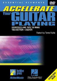 Accelerate Your Guitar Playing - (Region 1 Import DVD)