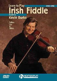 Learn to Play Irish Fiddle - (Region 1 Import DVD)