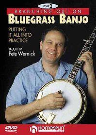 Branching out on Bluegrass Banjo 2 - (Region 1 Import DVD)